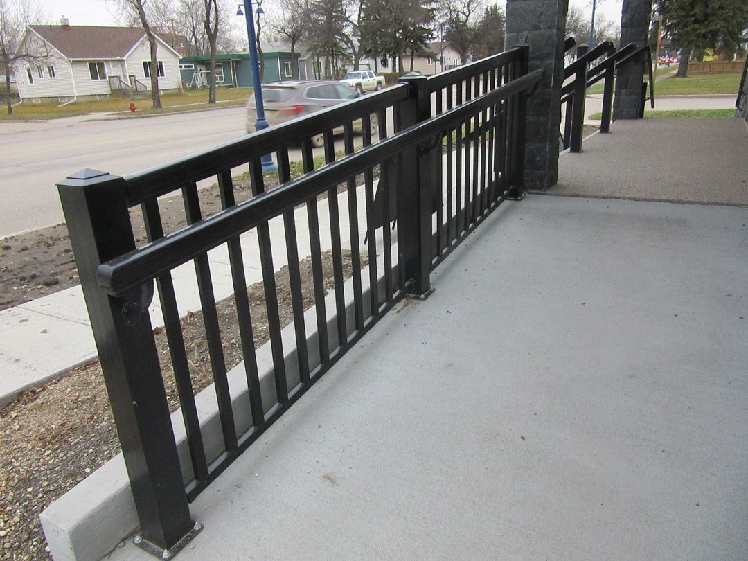 Aluminium Railing Superior Seamless Install Estimates
