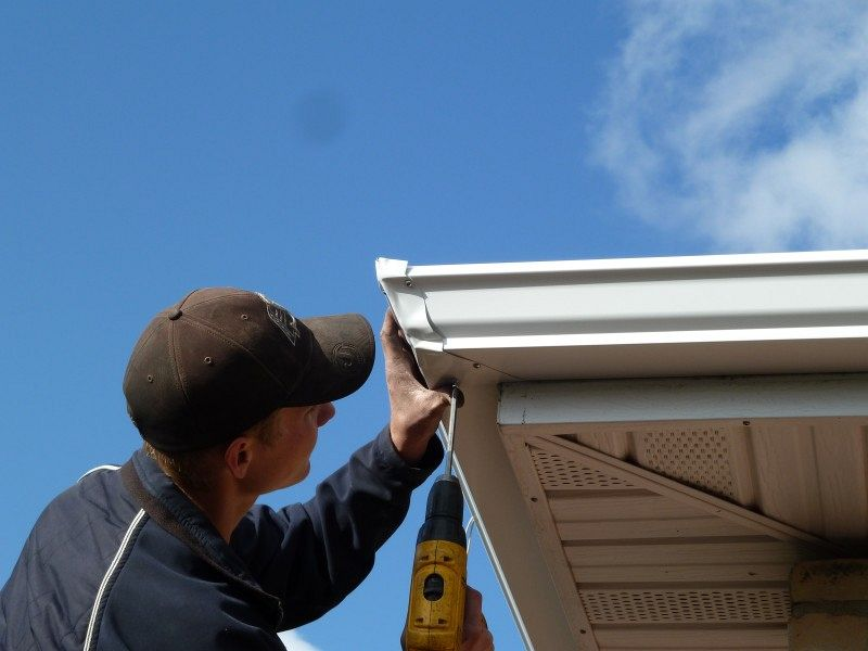 Soffit Fascia Eavestroughs Gutters Superior Seamless